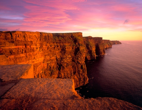 Cliffs - Irish-net.de