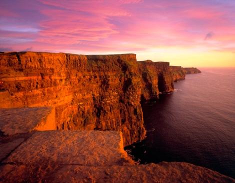 Cliffs - Irish-net.de